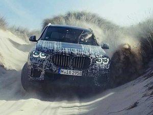 BMW показал первые официальные фото X5