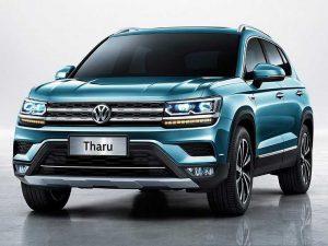 Новый кроссовер Volkswagen Tharu приедет в Россию