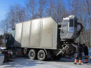 Как сэкономить на кондиционере для водителя грузовика, автобуса или бульдозера