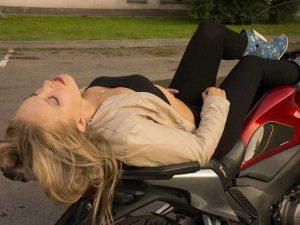 Что оставила после себя знаменитая мотоблогерша Ксения «Катастрофа», погибшая в страшном ДТП