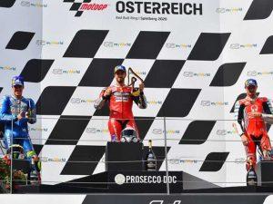 «Резиновый» MotoGP: чем запомнится Гран-при Австрии