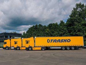 Сколько нужно лет, чтобы добиться успеха в сфере грузовых перевозок