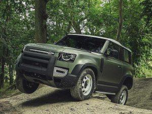 В России открылся стол заказов на новый Land Rover Defender