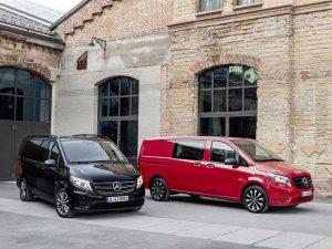 В Россию прикатил обновленный Mercedes-Benz Vito