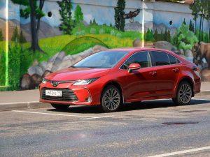 Венчик творения: длительный тест-драйв Toyota Corolla